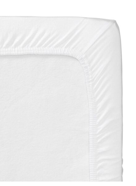 Image of HEMA 2-pack Cradle Fitted Sheets 40 X 80 Cm (white)