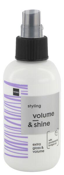 spray pour cheveux volume & shine 150 ml - 11077100 - HEMA