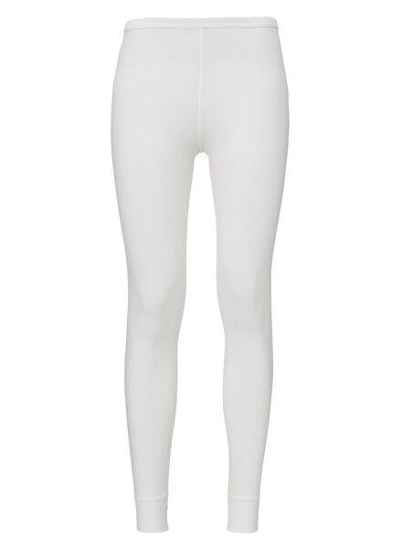 HEMA Pantalon Thermique Femme Blanc (blanc)