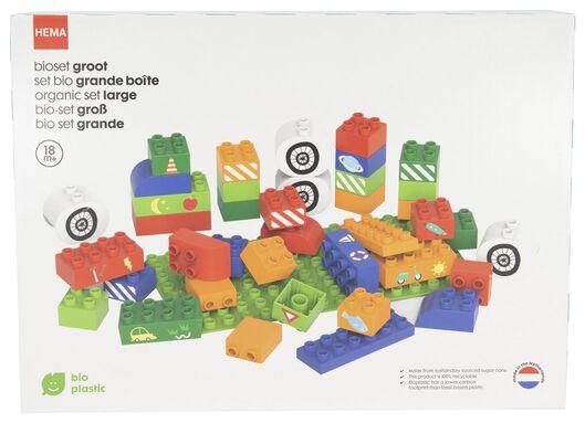 jeu de construction bio grand - 15120047 - HEMA