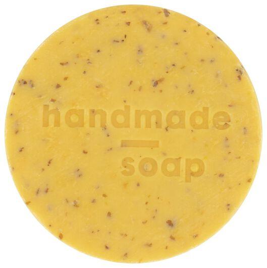 bloc de savon hand and body - amande 90 g - 11312800 - HEMA