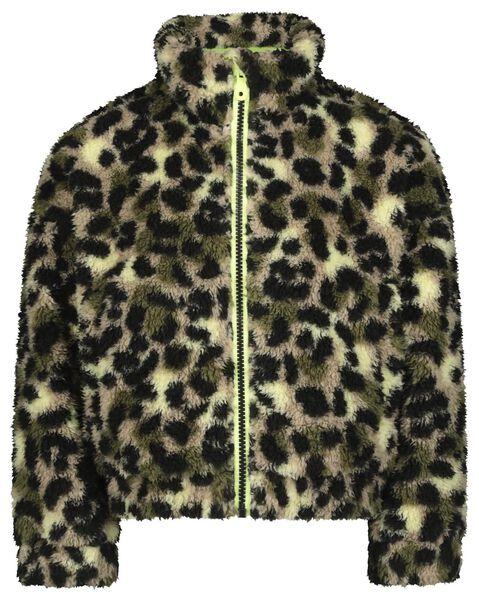 children's jacket army green army green - 1000022348 - hema
