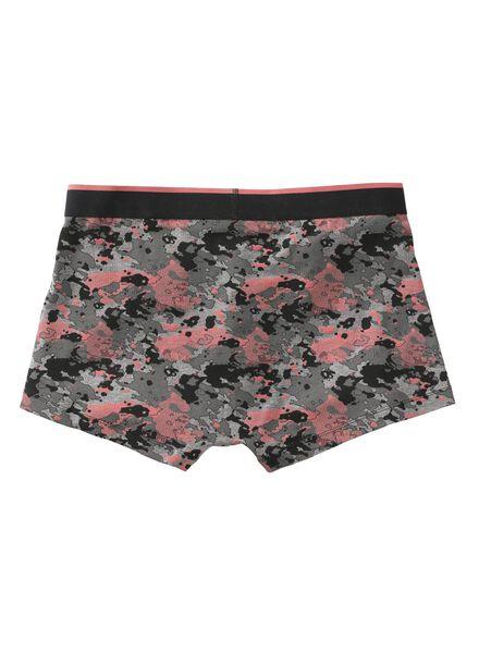 men's boxers red red - 1000006489 - hema