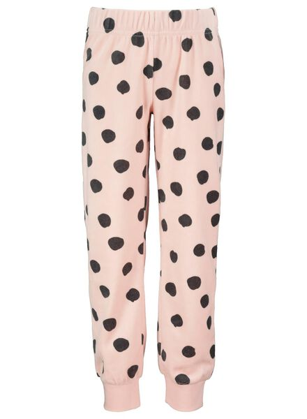 children's pyjamas light pink light pink - 1000016667 - hema
