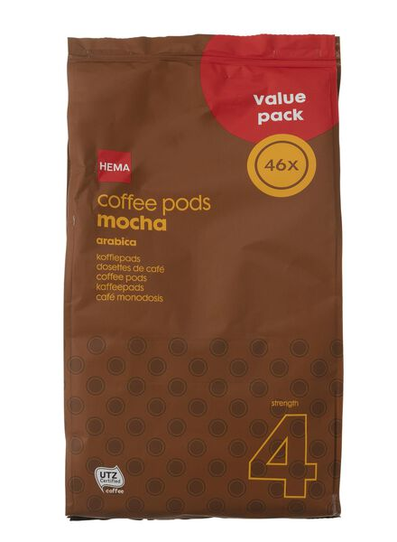 Kaffeepads mokka - 17100023 - HEMA