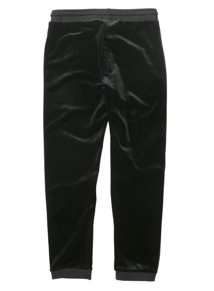 pantalon sweat enfant noir noir - 1000011487 - HEMA