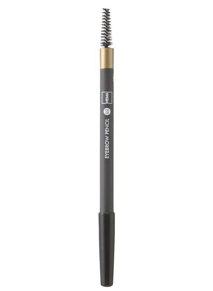 eyebrow pencil grey 02 - 11214042 - hema