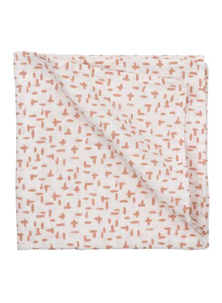 linge en coton 110 x 110 cm - 33389612 - HEMA