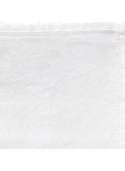 tablecloth 140x250 woven dot - 5390118 - hema