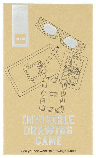 onzichtbaar tekenen spel - 61122335 - HEMA