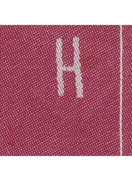 tea towel 65 x 65 cm - 5430019 - hema