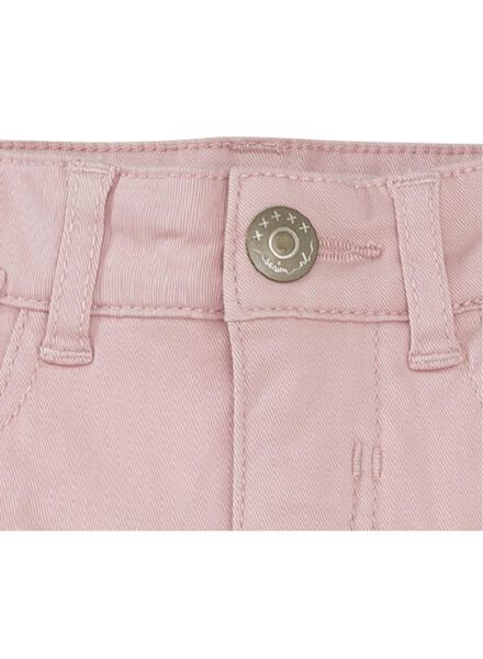 children's skinny trousers light pink light pink - 1000005912 - hema