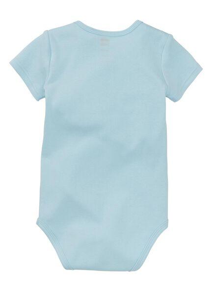 body - coton bleu clair bleu clair - 1000009752 - HEMA