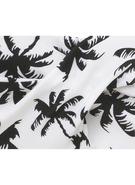 women's bikini top black/white black/white - 1000006810 - hema