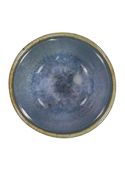 coquetier 5 cm - Porto - émail réactif - bleu - 9602025 - HEMA