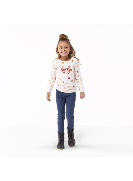 Kinder-Skinnyjeans – Stretch dunkelblau dunkelblau - 1000005968 - HEMA
