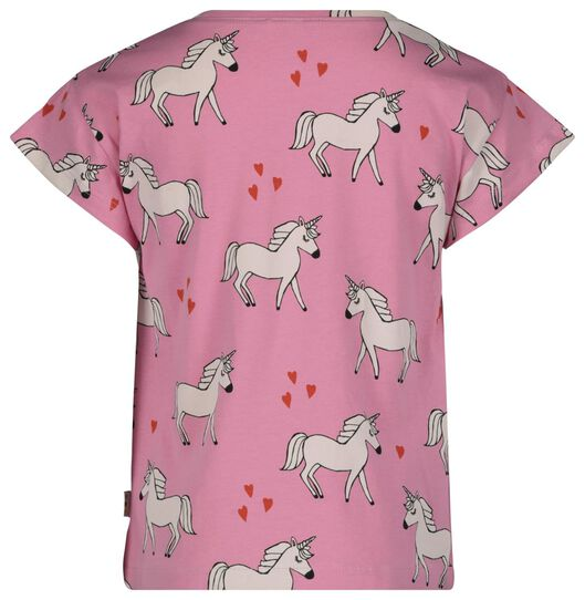 children's T-shirt unicorn pink pink - 1000017859 - hema