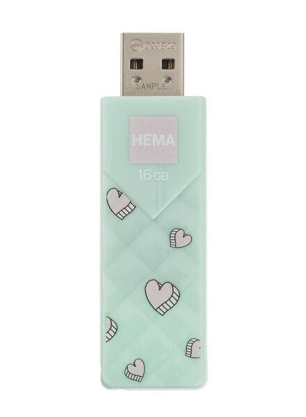 clé USB 16 Go - 39520007 - HEMA
