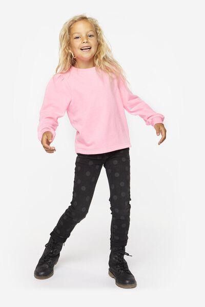 Kinder-Skinnyjeans schwarz 152 - 30879863 - HEMA