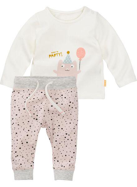 newborn set pink pink - 1000006787 - hema