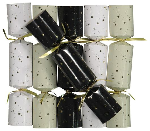 game 6 party crackers with special wish - 25610160 - hema