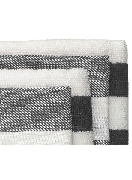 4-pack tea and kitchen towels - 5450030 - hema