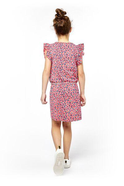 Kinder-Kleid korallrosa korallrosa - 1000018985 - HEMA