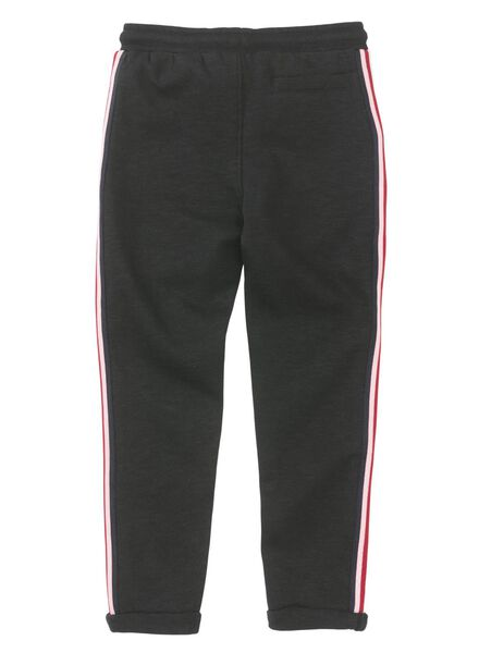 pantalon sweat enfant noir noir - 1000013492 - HEMA