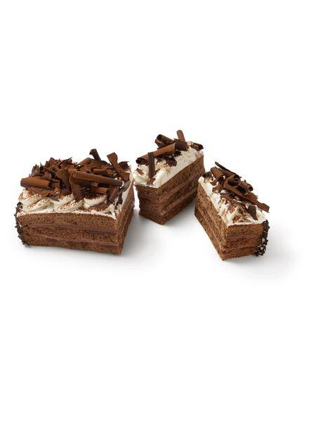 chocoladeschnitt 6 p. - 6322124 - HEMA