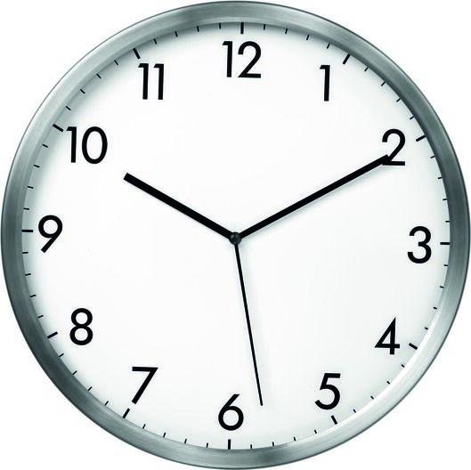 horloge murale électrique 30 cm - 13780020 - HEMA