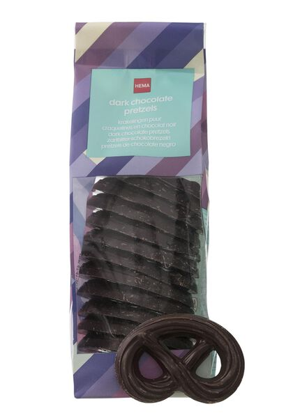 biscuits au chocolat noir - 10320010 - HEMA