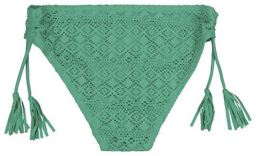 children's bikini triangle green green - 1000019540 - hema