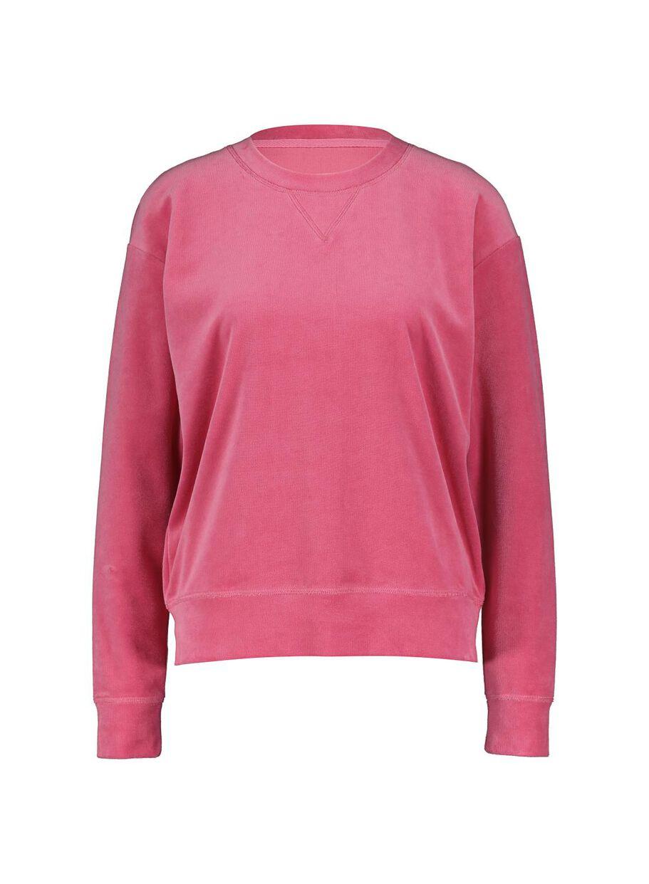 online store f3001 d258d Damen-Sweatshirt rosa - HEMA