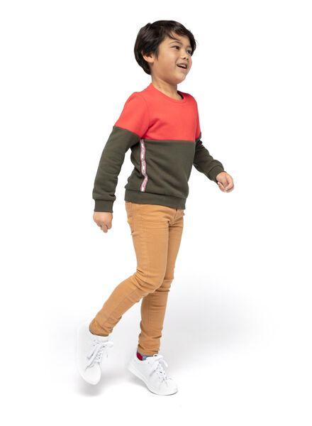 sweat enfant rouge rouge - 1000016736 - HEMA