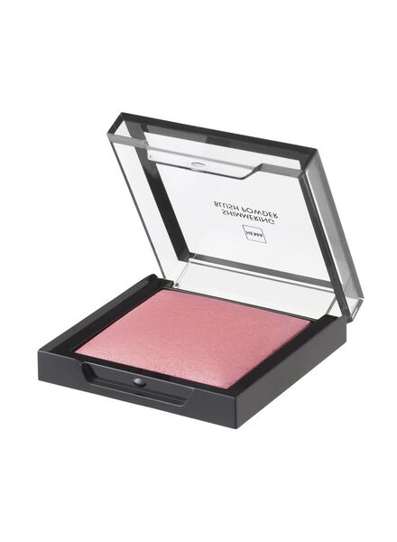shimmering blush powder preppy pink - 11294857 - hema