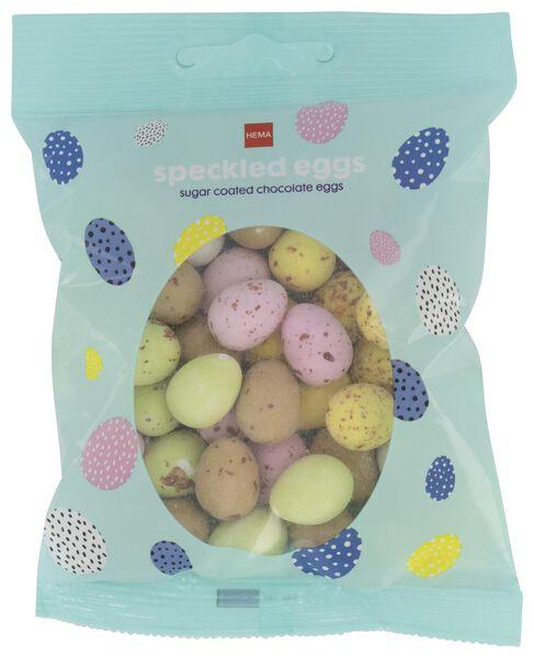 œufs de pâques mouchetés 150g - 10082012 - HEMA