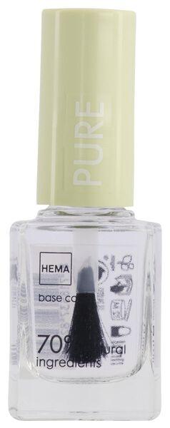 base coat nail polish - 11240231 - hema