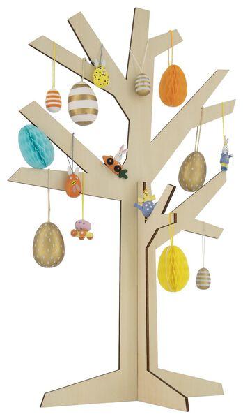 arbre en bois 55 cm - 25810033 - HEMA