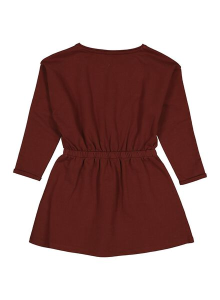 Kinder-Jerseykleid braun braun - 1000013705 - HEMA