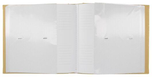 Einsteckalbum, 22.5 x 22.5 cm - 14634343 - HEMA