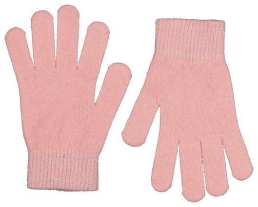 children's gloves super soft pink pink - 1000020797 - hema