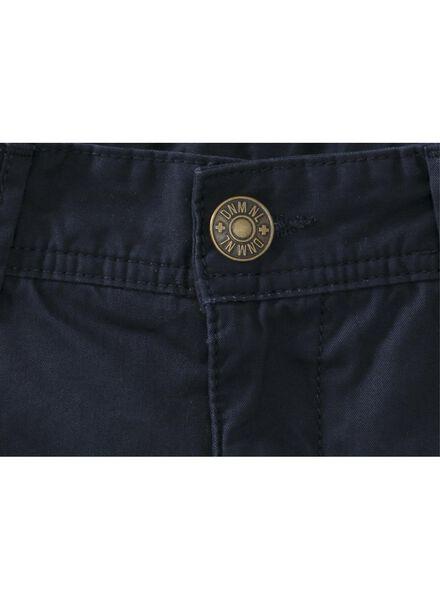 children's cargo shorts dark blue dark blue - 1000006669 - hema