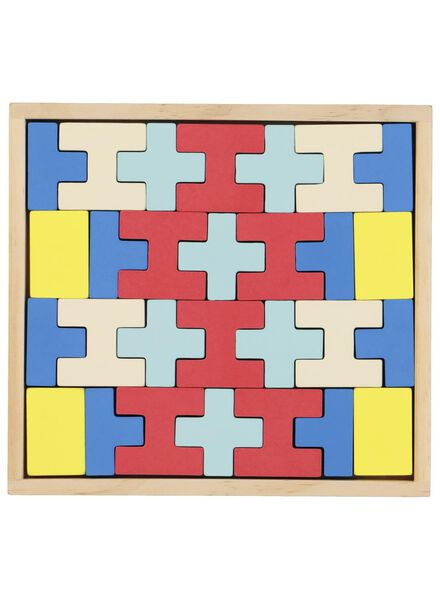 Holz-Steckpuzzle - 15190263 - HEMA