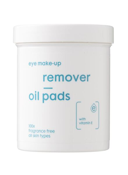 eye make-up cleansing pads - 17830006 - hema