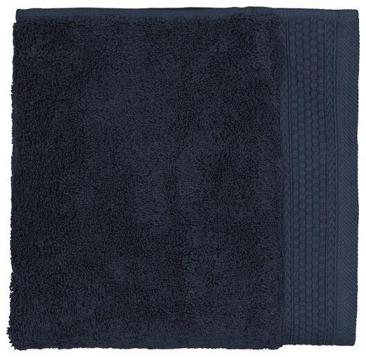 towel 50x100 hotel extra heavy - navy dark blue towel 50 x 100 - 5200201 - hema