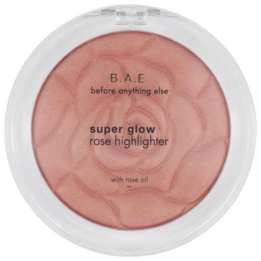B.A.E. super glow highlighter 10 grams - pink - 17740045 - hema