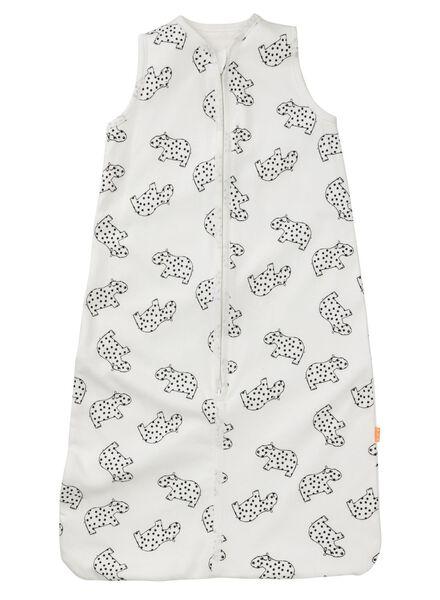 Baby-Schlafsack, Bambus eierschalenfarben eierschalenfarben - 1000012109 - HEMA
