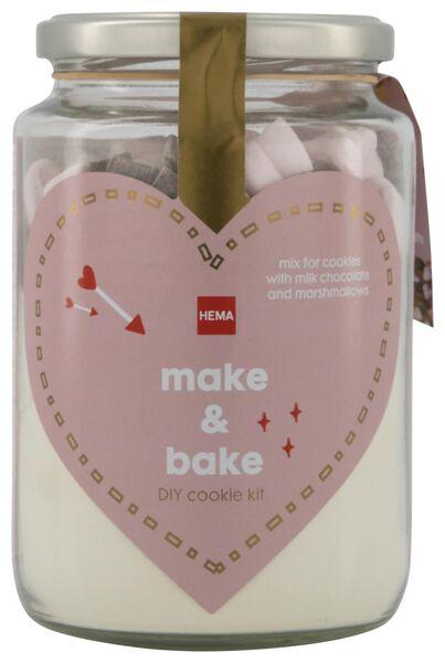 make & bake biscuits Saint-Valentin - 60900349 - HEMA