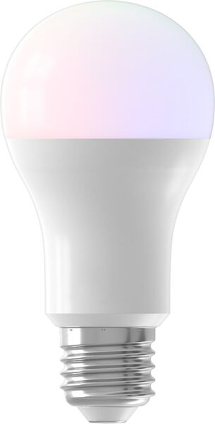 Smart-LED-Lampe, Birne, E27, 9W, 806 lm, RGBW - 20000028 - HEMA
