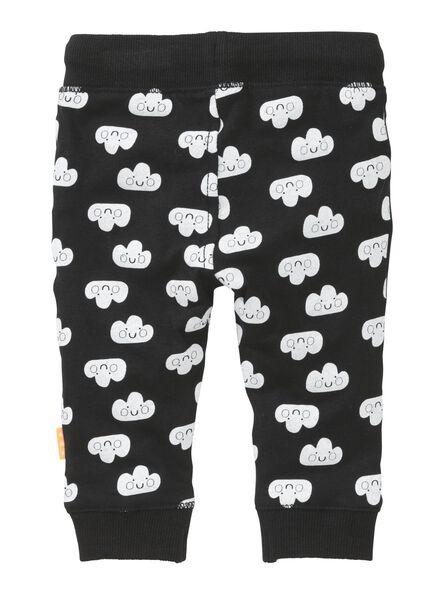 newborn trousers black black - 1000005607 - hema